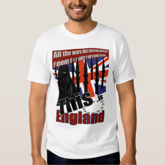 THIS IS THE NEW ENGLAND T-Shirt