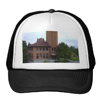 This Is The Old Missoula Train Station Trucker Hat