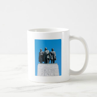 """""""This is the Place"""" Monument - Utah Coffee Mug"""