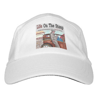 This Is The Top Of The Stoop! Headsweats Hat