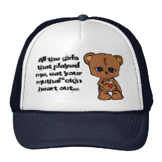 this is to my ex trucker hat