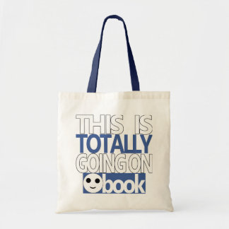 This is totally going on Facebook bag