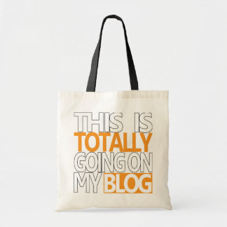 This is totally going on my Blog bag