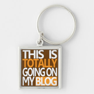 This is Totally Going on my blog key chain
