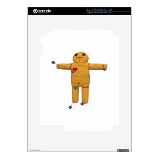 THIS IS VOODOO DECALS FOR iPad 2