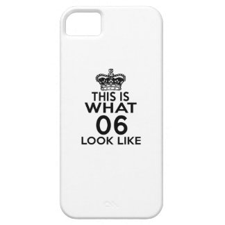 This Is What  06 Look Like iPhone SE/5/5s Case