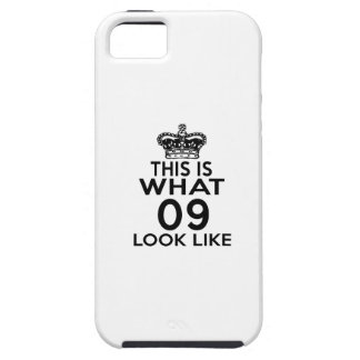 This Is What 09 Look Like iPhone SE/5/5s Case
