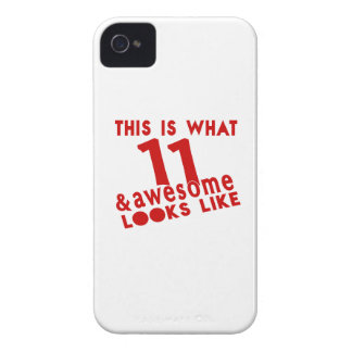 This Is What 11 & Awesome Look s Like iPhone 4 Case-Mate Case