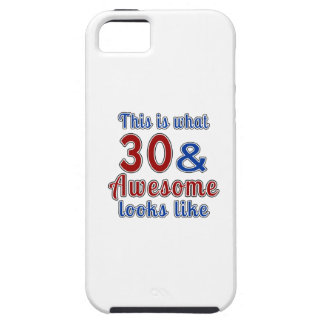 This is what 30 and awesome look like iPhone SE/5/5s case