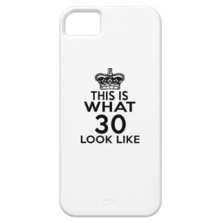 This Is What 30 Look Like iPhone SE/5/5s Case