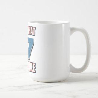 This is what 77 years lool like classic white coffee mug