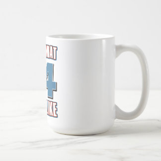 This is what 94 years lool like classic white coffee mug