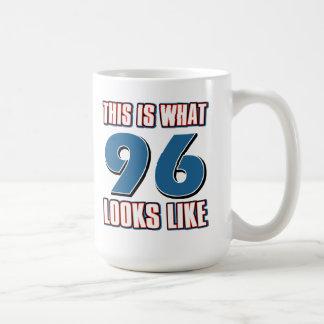 This is what 96 years lool like coffee mug