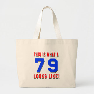 This is what a 79 looks like tote bag