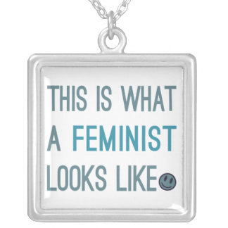 This is What a Feminist Looks Like Jewelry