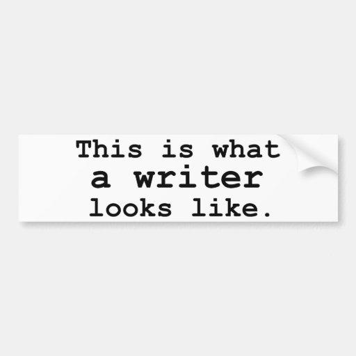 Need a ghostwriter look like