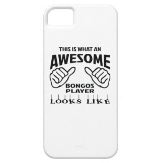 This is what an awesome Bongos player looks like iPhone SE/5/5s Case