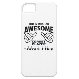 This is what an awesome Cornet player looks like iPhone SE/5/5s Case