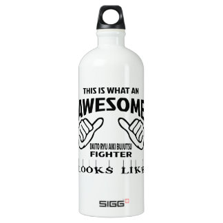 This is what an awesome Daito Ryu Aiki Bujutsu Fig Water Bottle