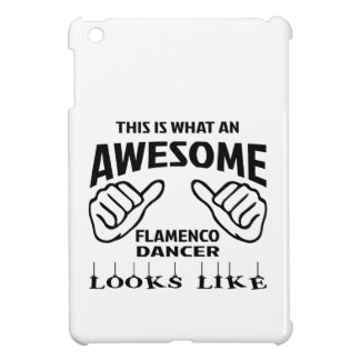 This is what an awesome Flamenco Dance looks like iPad Mini Cover