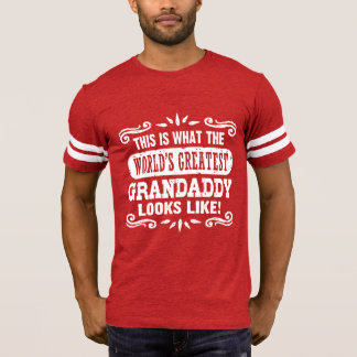 This Is What An Awesome Grandaddy Looks Like T-Shirt