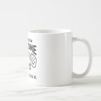 This is what an awesome Sambo Fighter looks like Coffee Mug