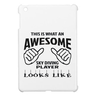 This is what an awesome Sky Diving player looks li Cover For The iPad Mini