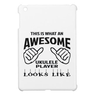 This is what an awesome Ukulele player looks like iPad Mini Covers