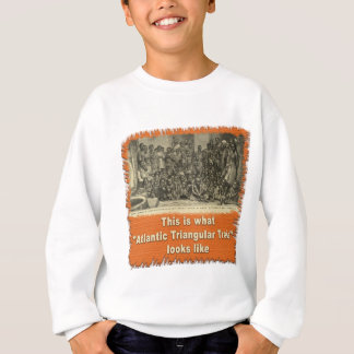 This is What Atlantic Triangular Trade Looks Like Sweatshirt