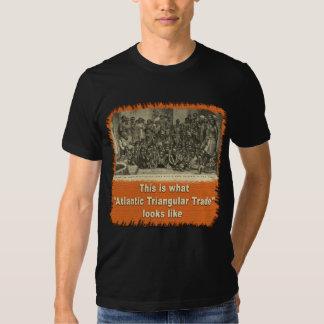 This is What Atlantic Triangular Trade Looks Like T Shirt