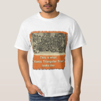 This is What Atlantic Triangular Trade Looks Like T-Shirt