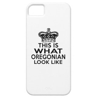 THIS IS WHAT OREGONIAN LOOK LIKE iPhone 5 CASES