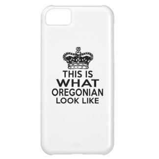 THIS IS WHAT OREGONIAN LOOK LIKE iPhone 5C CASES