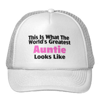 This Is What The World's Greatest Auntie Looks  Li Hat