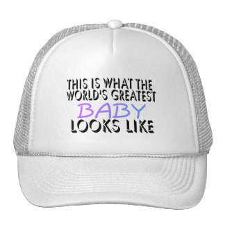 This Is What The World's Greatest Baby (2) Trucker Hat