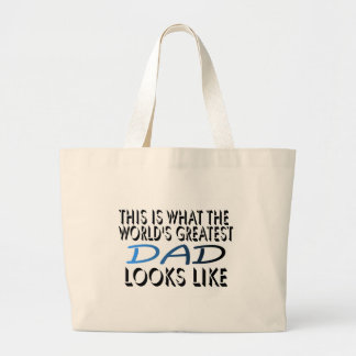 This Is What The World's Greatest Dad (2) Canvas Bag