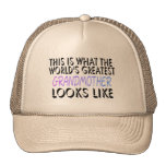 This Is What The World's Greatest Grandmother (2) Trucker Hat