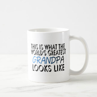 This Is What The World's Greatest Grandpa (2) Coffee Mug