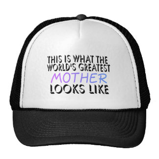 This Is What The World's Greatest Mother (2) Trucker Hat