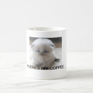 THIS IS WHEN YOU NEED COFFEE BADLY COFFEE MUG