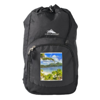 This is where I want to be High Sierra Backpack