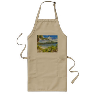 This is where I want to be Long Apron