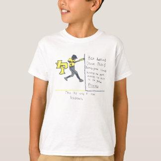 This is Why I Love Baseball - Winner 04.06.09 T-Shirt