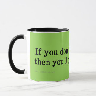This is why your taxes are higher mug