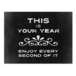 This Is Your Year Postcard
