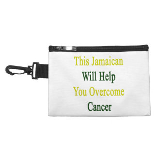 This Jamaiacan Will Help You Overcome Cancer Accessories Bags