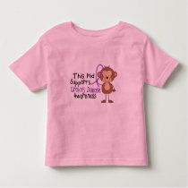 This Kid Supports Crohns Disease Awareness Toddler T-shirt