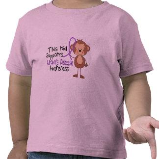 This Kid Supports Crohns Disease Awareness Tshirt