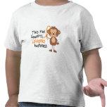 This Kid Supports Leukemia Awareness Shirt