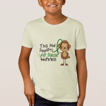 This Kid Supports Liver Disease Awareness T-Shirt